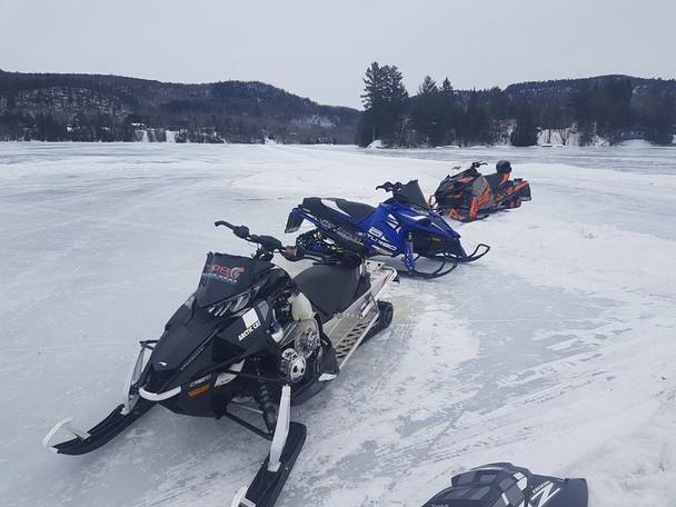 TD Max pump 17 psi ECU reflash 285HP high performance trail/lake racer package Arctic Cat ZR9000 2017-2019