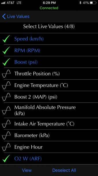 Datalogger option for TD flasher for 2017 to 2020 sidewinder SRX zr9000 Thundercat