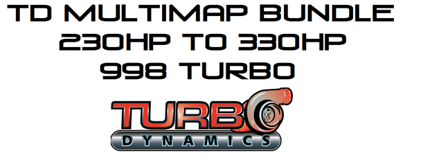 TD multi map performance combo package 230-330HP
