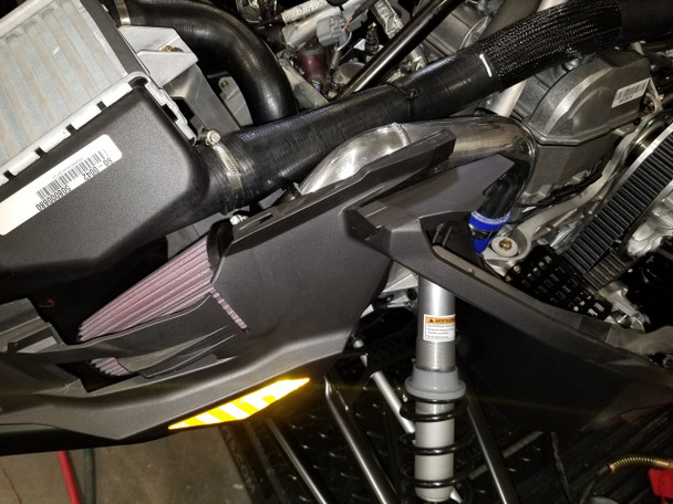 Turbo Dynamics COLD air intake for 900 ACE TURBO