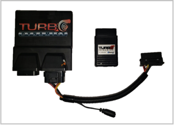 Build your own Turbo Dynamics Sidewinder SRX performance tuning package