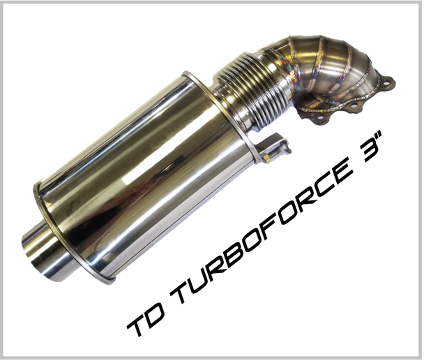 Build your own Turbo Dynamics Thundercat ZR9000 tuning package