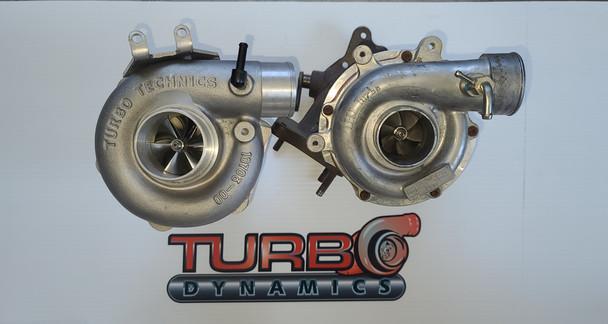 Turbo Dynamics / Gap 500HP capable bolt on turbo kit for 2017-2021+ 998 turbo sleds thundercat sidewinder zr9000