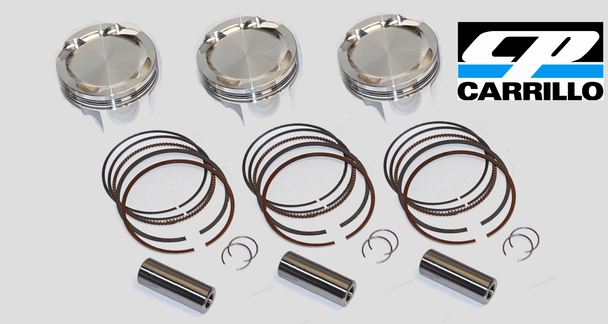 CP Carrillo Forged Piston kit for Yamaha 998 turbo engine 700HP+ capable