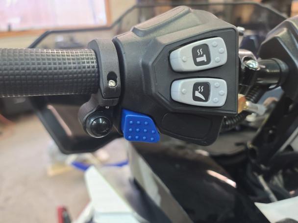 TD Antilag Button (carbon fiber composite HD) 1100 turbo Z1 Procross 2009-2016