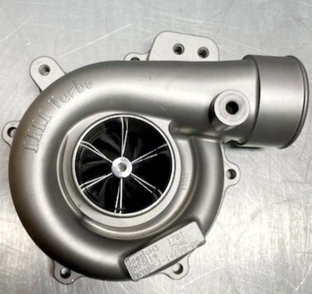 TD billet turbocharger compressor wheel upgrade for 1100 or 998 turbo sleds  (50HP+ gain 410HP)