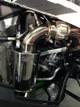 "TD TurboForce 3"" full exhaust (3"" outlet + 3"" muffler) for 2012-2016 procross 1100 turbo F/XF/ZR9000"