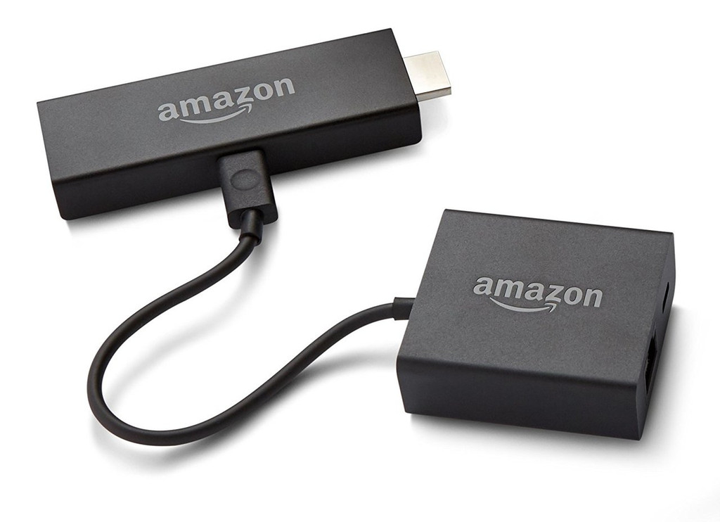 Amazon Ethernet Adapter for Amazon Fire TV Devices