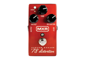 MXR Custom Badass '78 Distortion M78