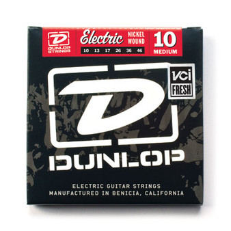 Dunlop Electric Guitar Nickel Strings