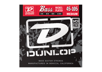Dunlop Electric Bass Nickel Strings