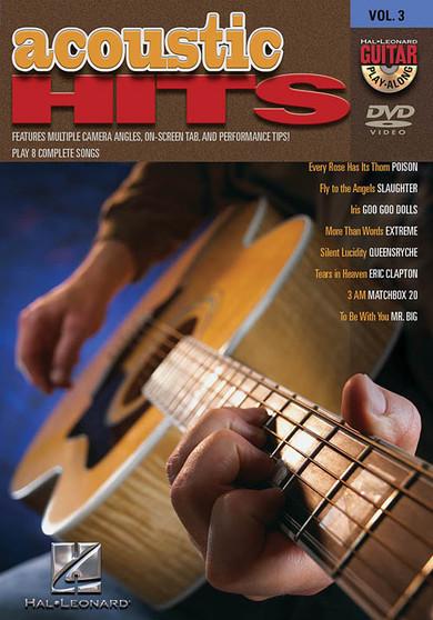 Acoustic Hits Guitar Play-Along DVD