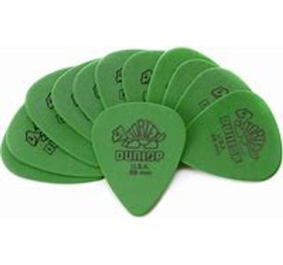 Dunlop Tortex 12 Pack