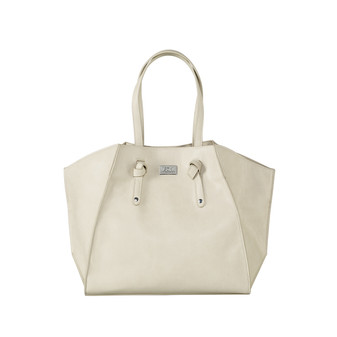 The contemporary Easy Access Tote is the perfect Tote for modern mums who like quick access to the contents of their nappy bag.