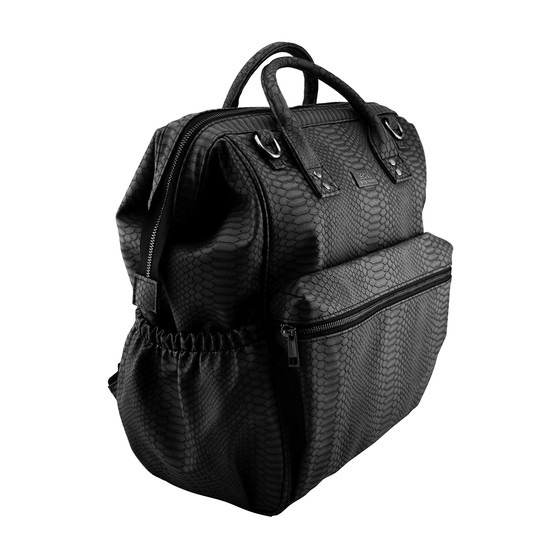 Byron Backpack - Black Mumba