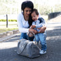 This is the style solution for mums travelling and everyday use.