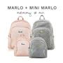 Marlo Backpack - Mushroom