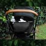 Tully Stroller Caddy - Onyx