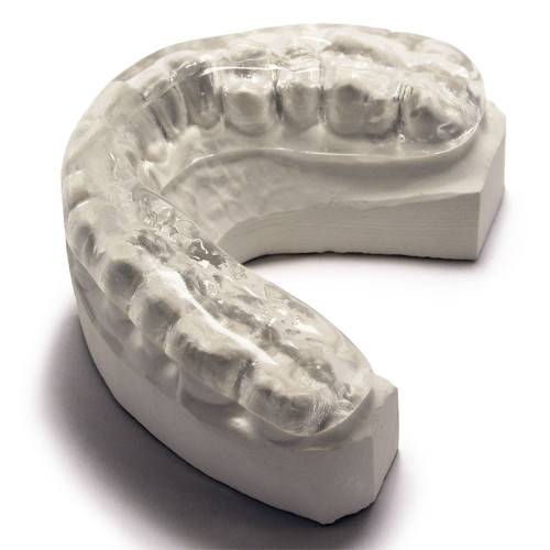 Hard Custom Night Guard for Teeth Grinding