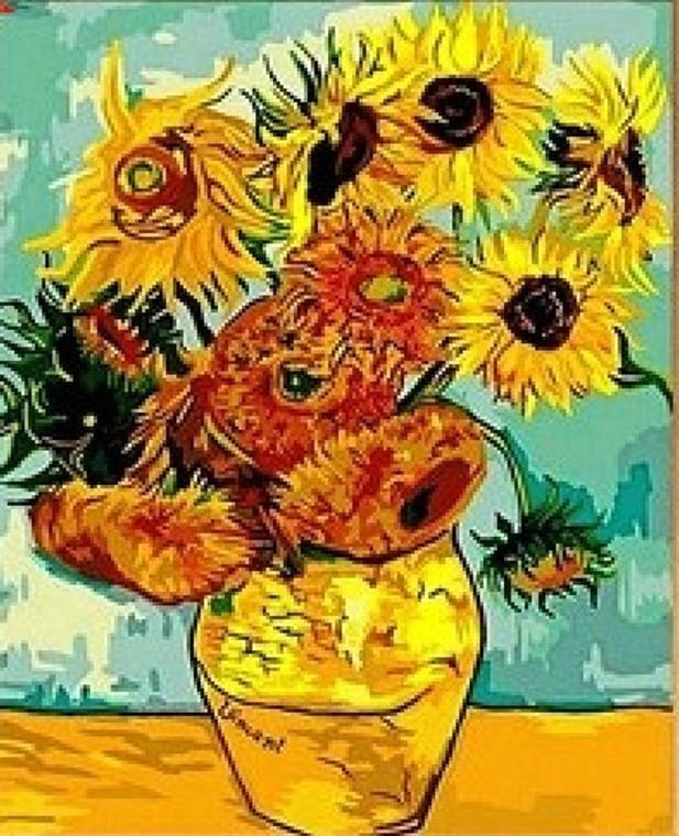 Sunflowers by Van Gogh