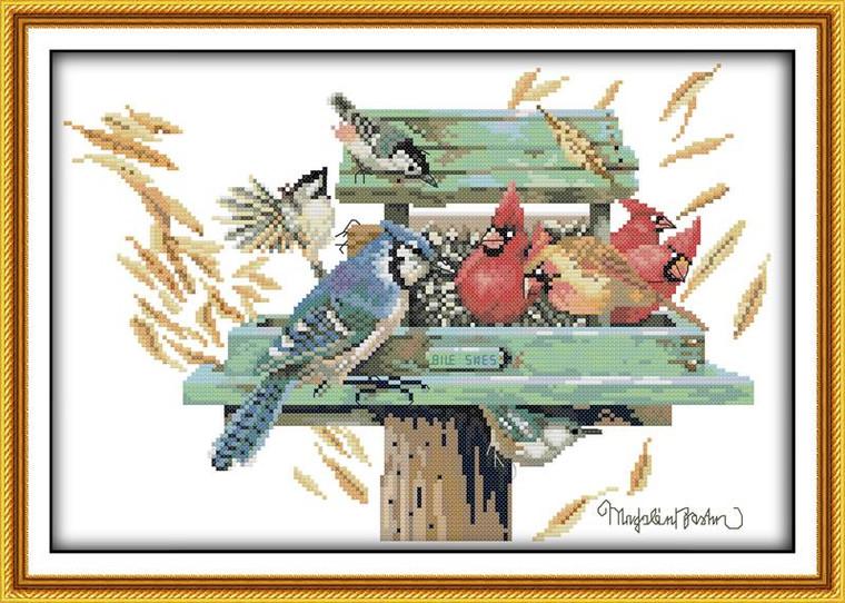 Birds Love Nest