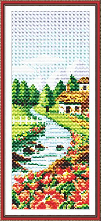 Cross Stitch Kits - Spring