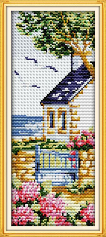 Cross Stitch Kits - Summer House
