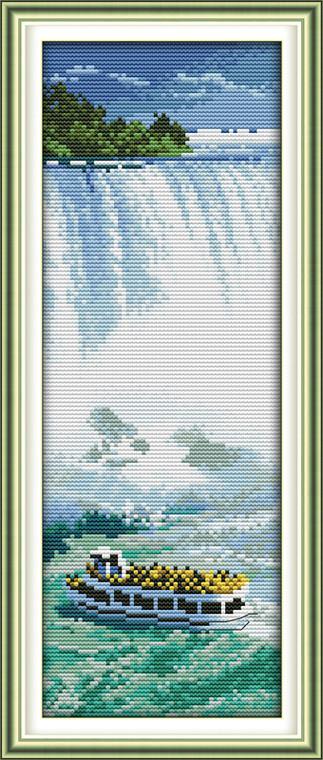 Cross Stitch Kits - Niagara Falls