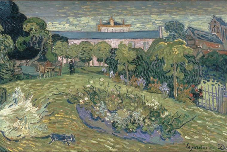 Daugbigny's Garden by Van Gogh