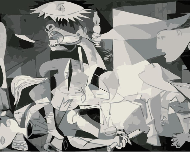 Guernica by Picasso