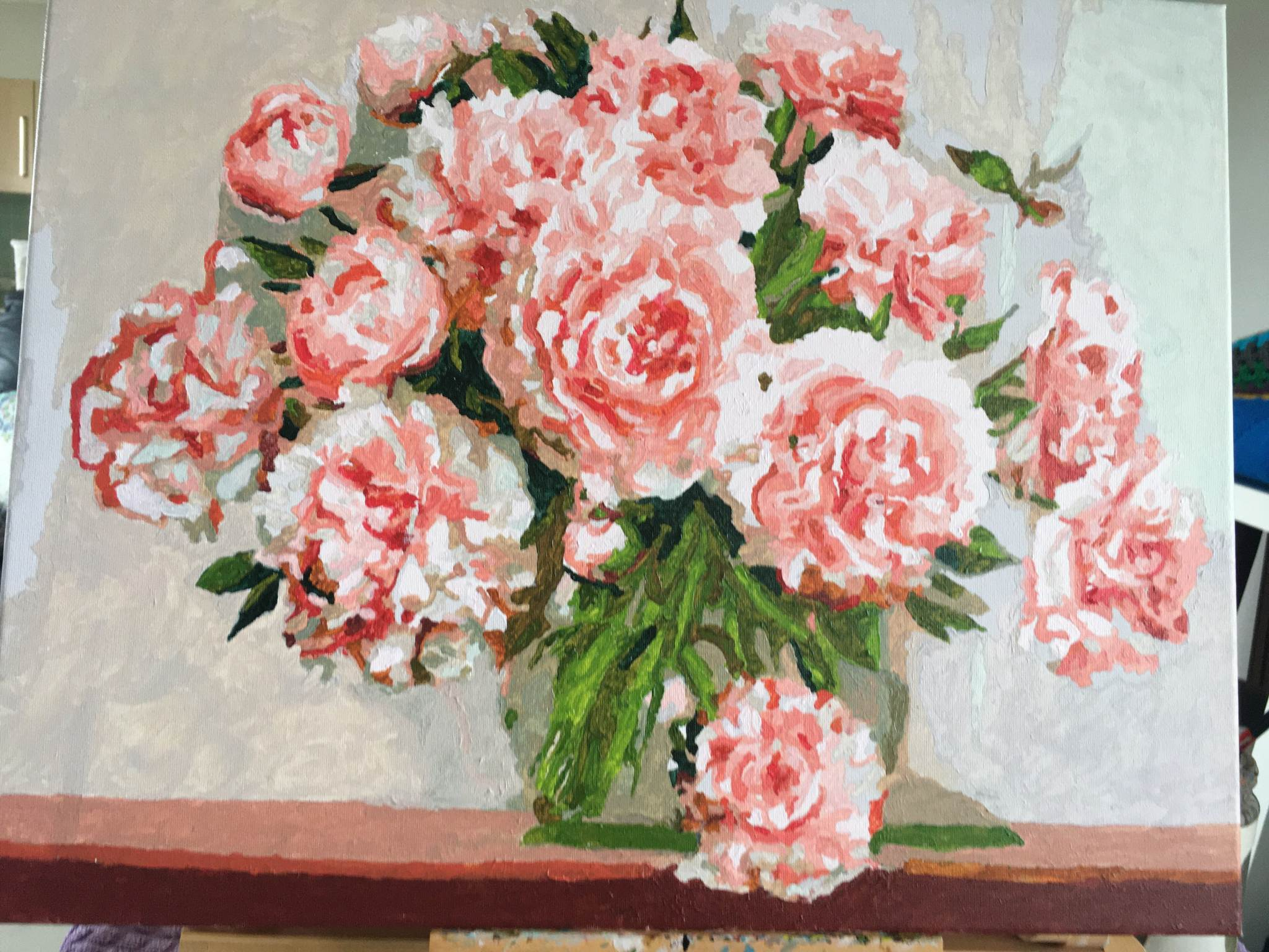 Paint by Numbers - Blossom Forever by Roy Payne