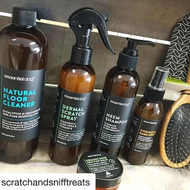 Scratch N Sniff Treats now stocking Essential Dog Natural Shampoos
