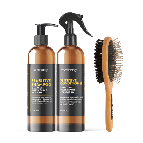 best dog shampoo sensitive skin