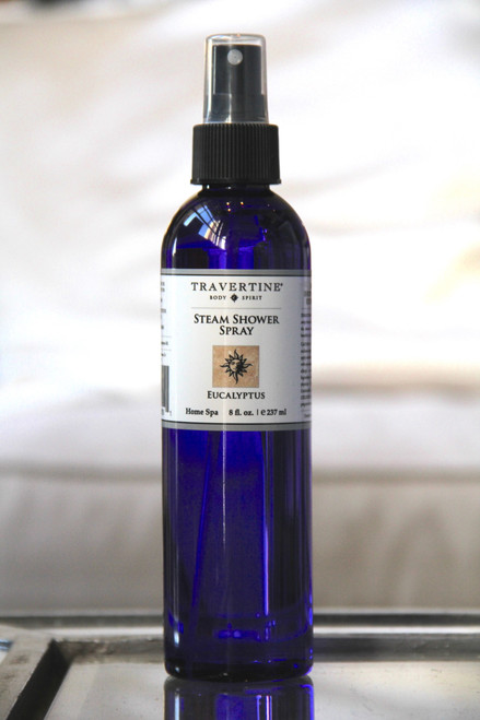Eucalyptus Steam Shower Spray (8oz.)