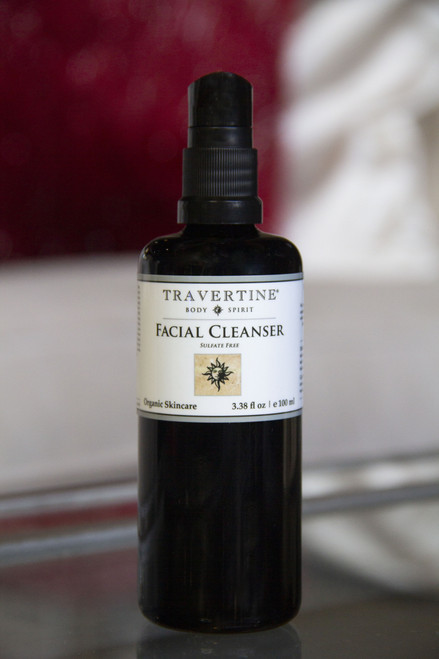 Facial Cleanser (sulfate free)