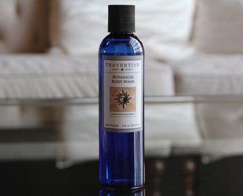 Eucalyptus + Mint  Botanical Body Wash