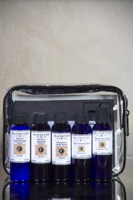 Luxury Travel Essentials Kit
