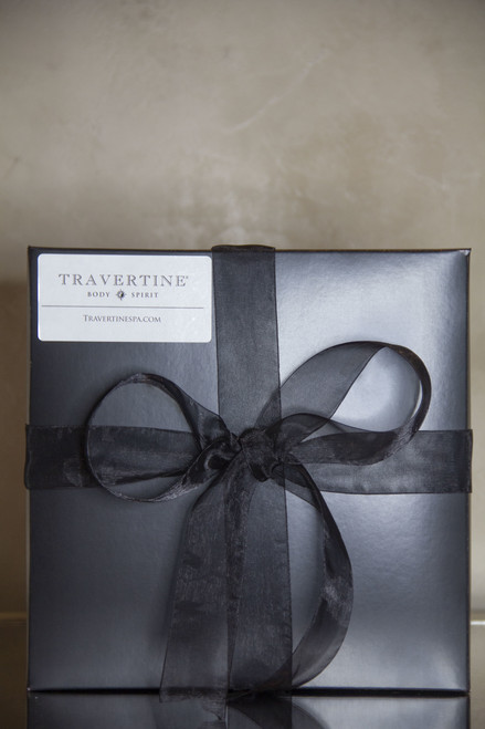 Travertine Exclusive Black Box