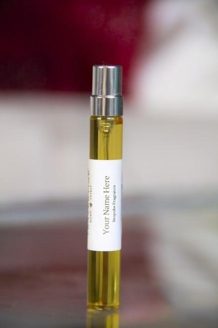 Custom Fragrance Vial