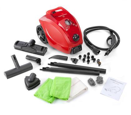 Standard Accessories w/ Vapor Clean II