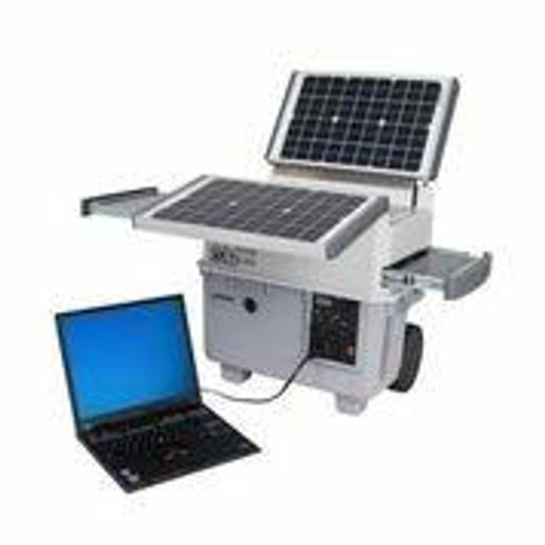 Wagan Solar e Power Cube 1500 - Solar Power Generator