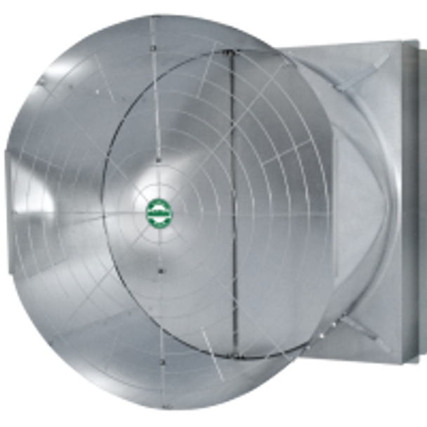"A3 - J&D TITAN II - 55"" Exhaust Fan to - 32,500 CFM,  1 & 3 Phase 3 Blade GLV,  1 1/2 & 2 HP Energy Efficient, 115/230v, & 208/230/460v, VFD Comp, Multi Models VTW55G3CN23 (CLICK TO VIEW CUT SHEET & DETAILS)  (CALL FOR FREE EXPERT ADVICE & PRICING)"