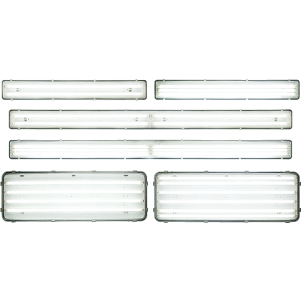J&D LED T8 LIGHTING Perfect for  Warehouses, Factories, Farms, Ranches, Greenhouses  LEDA-6-8 (CLICK TO VIEW DETAILS)  (CALL FOR FREE EXPERT ADVICE & PRICING)