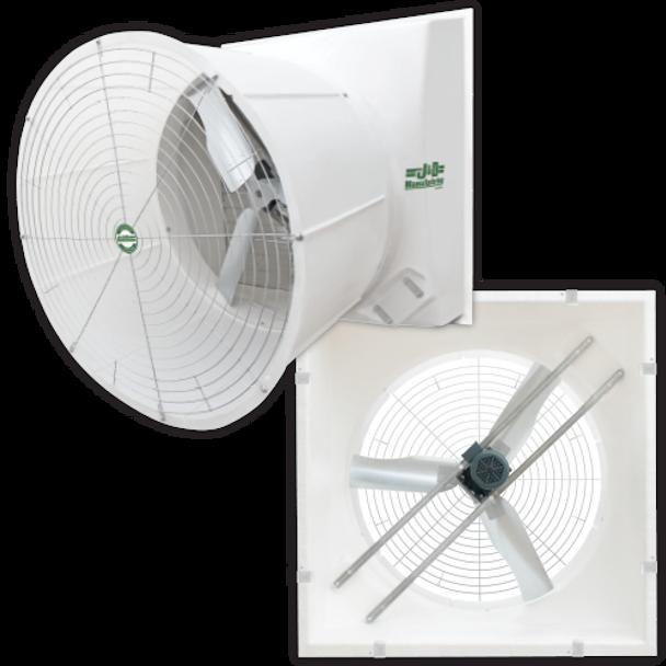 "A2 - J&D STORM TORQUE 55"" | 29,902 CFM  3 Phase 230/460V  | Torque Drive No Belts/Pulleys |  VFD Compatible |   Aluminum Shutter | Energy Efficient |  VMTA55G3C23-SL (CLICK TO VIEW CUT SHEET & DETAILS)  (CALL FOR FREE EXPERT ADVICE & PRICING)"