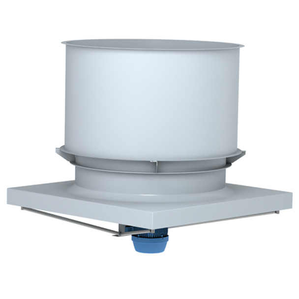 """AEROVENT D53 UP-BLAST EXHAUST FANS  