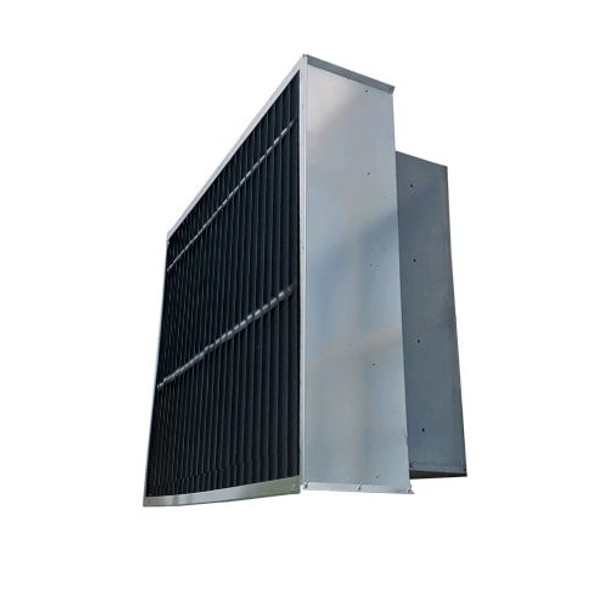 A2 DANDY EXTENDED BOX FRAME / FOR MAX-FLOW LIGHT TRAP  | For Exhaust Fans & Intakes, Greenhouses, Cannabis Growing, Livestock Farms  (CLICK TO VIEW CUT SHEET & DETAILS)  (CALL FOR FREE EXPERT ADVICE & PRICING)