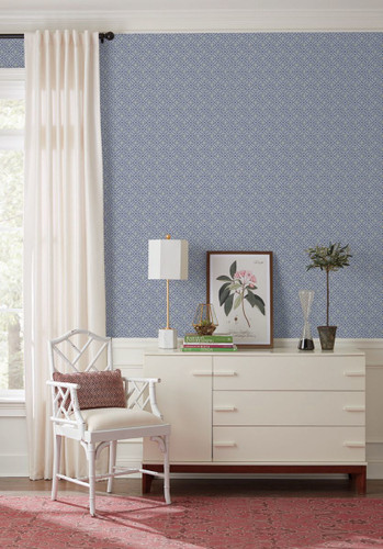 Lace and Lattice - what's in common? Silhouettes Collection by York