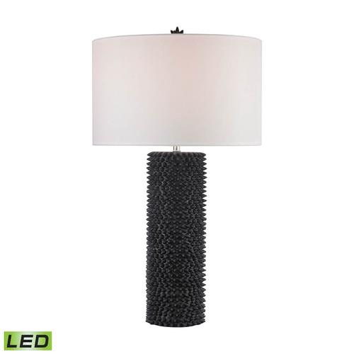 Black Punk LED Lamp Elk D2766-LED Navy Blue