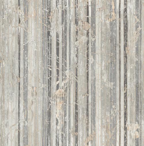 Seabrook wallpaper in Gray, Neutrals, Tan, Raised Ink MW31100