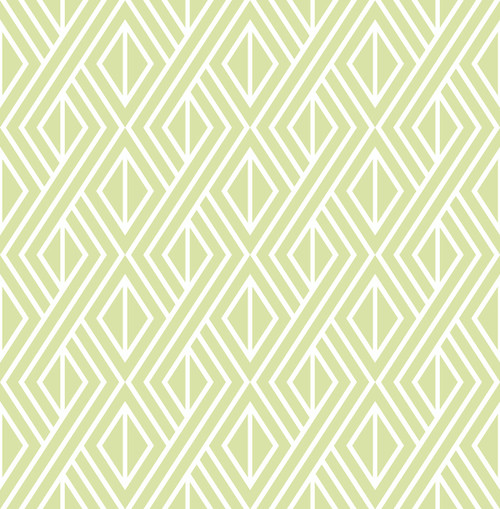 Marquis Wallpaper in Lime HC81514 from Wallquest